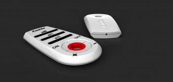 La télécommande de l'ampoule Control GU10