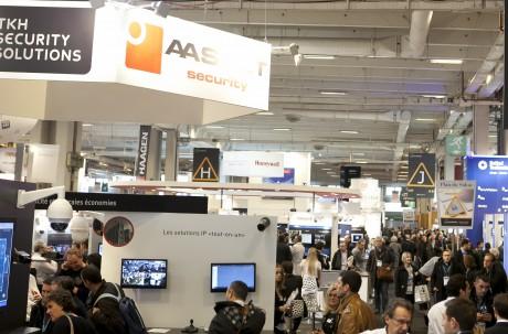 Innovations technologies changes expoprotextion 2014 for Salon porte de versailles aujourd hui
