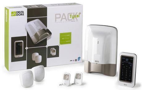 delta dore tyxal une gamme d alarme radio grande. Black Bedroom Furniture Sets. Home Design Ideas