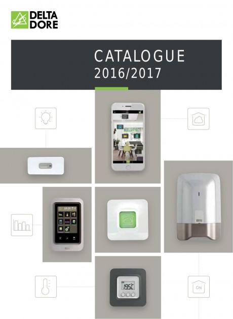 Delta dore nouveau catalogue 2016 2017 habitat for Catalogue habitat 2017