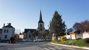Le Theillay village loir et cher
