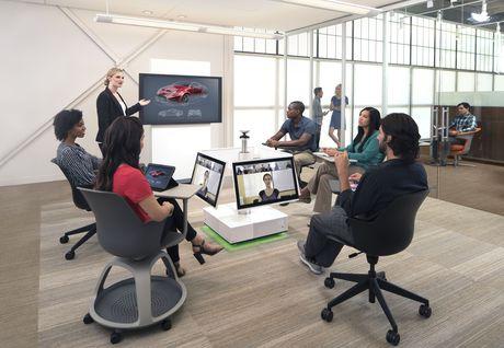 Technologies : le bureau de demain en perspective habitat