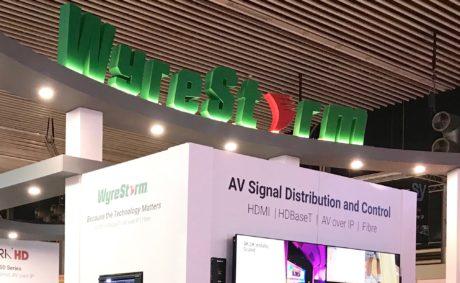 Nouveaux extendeurs / switchers 4K et 4K-HDR chez Wyrestorm