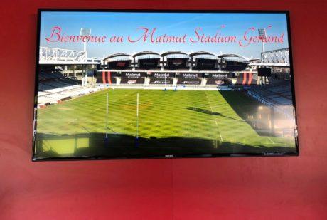 Vidéo sur IP : Exterity équipe «Le Matmut Stadium de Gerland»
