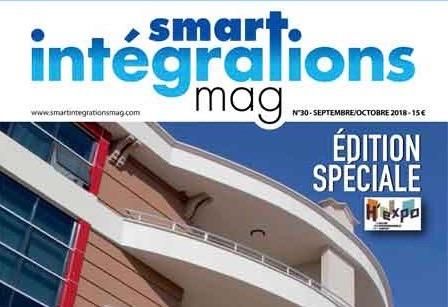 Le n°30 de SMART INTEGRATIONS MAG est paru