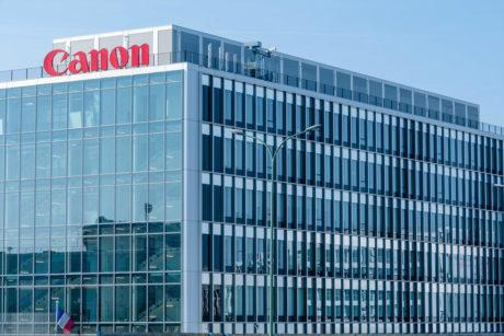 Canon France inaugure son nouveau siège social à Paris